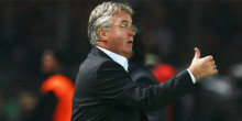Mercato: Guus Hiddink quitte l'Anzhi Makhachkala