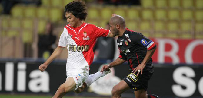 Transfert foot – AS Monaco : Naples veut engager Park Chu-young