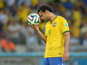Mondial 2014 / Brésil : Fred prend sa retraite internationale