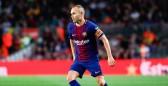 Mercato, Andres Iniesta a officialisé son départ en interne