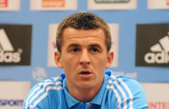 Joey Barton n'a pas l'air de porter le Paris Saint-Germain dans son coeur