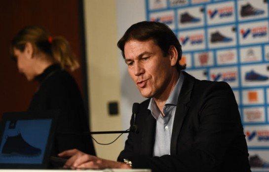 Rudi Garcia, entraîneur de l'OM, en déplacement ce soir face à l'AS Nancy