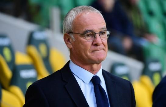 Ranieri n'en veut pas à l'arbitre pour le but refusé.