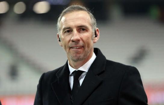 Éric Roy, directeur sportif au RC Lens.