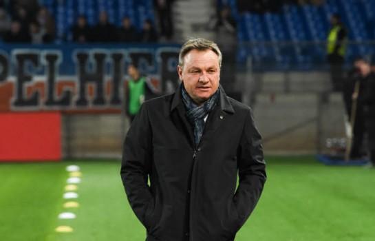 Frédéric Hantz va quitte le banc du FC Metz à l'issue de la saison.