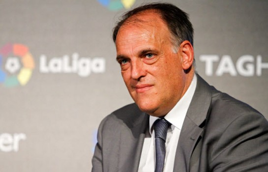 Le Graët menace Tebas pour ses propos anti-PSG — PSG