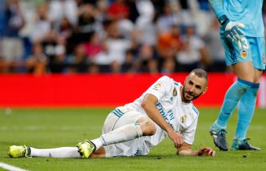 Benzema veut éviter une rechute avant Paris.