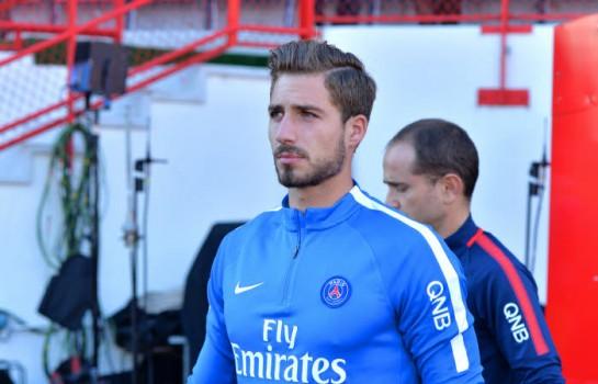 PSG - Strasbourg : Kevin Trapp salue Unai Emery
