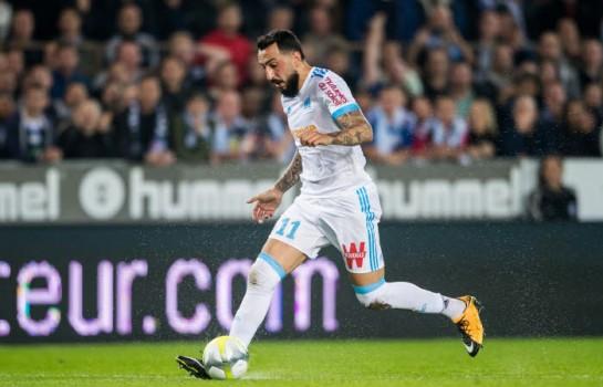 Kostas Mitroglou a été très décevant lors de FC Metz-OM (0-3)
