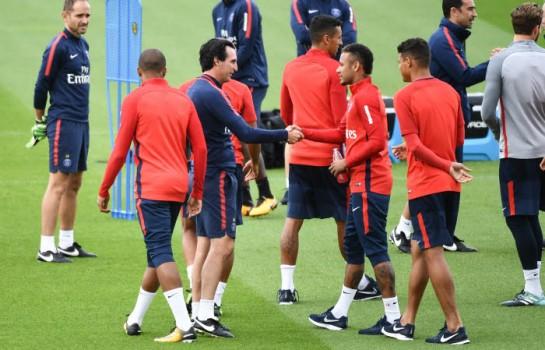 Neymar supporte de moins en moins Unai Emery