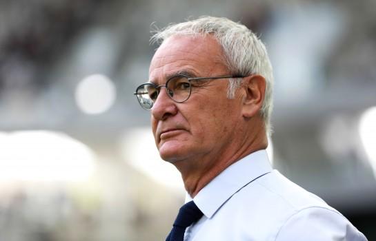 Claudio Ranieri, coach du FC Nantes