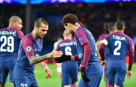 Alves fait une révélation importante — PSG