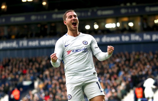 Eden Hazard remercie Joe Cole.