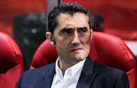 Ernesto Valverde pourrait quitter le Barça.