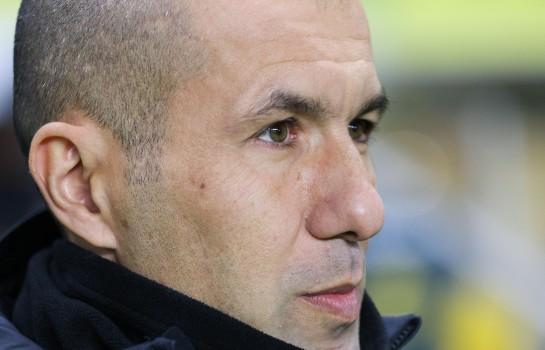 Leonardo Jardim, désormais ex-coach de l'AS Monaco.