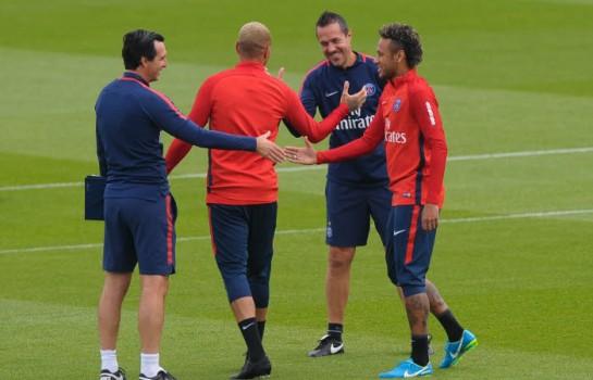 Le staff de Emery consulté pour Neymar selon Tite.