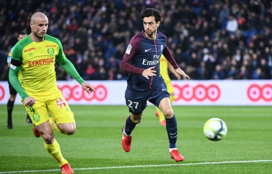 Que veut Ranieri face au PSG — Nantes