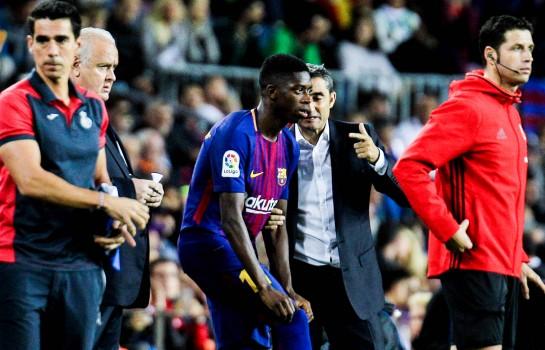 Le retour de Dembélé annoncé — Barça