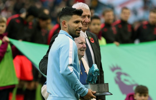 Sergio Aguero semble renaitre de ses cendres avec Manchester City.