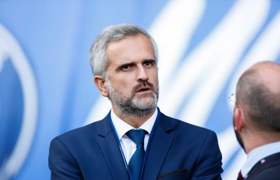 Girondins de Bordeaux : Stéphane Martin