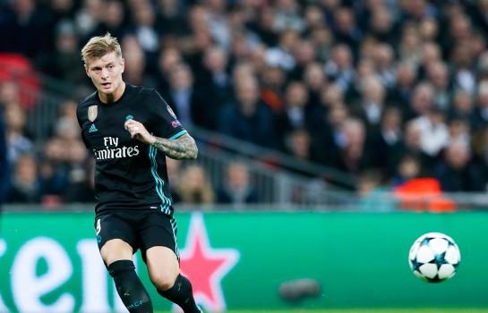 Pour Toni Kroos, il n'existe qu'un seul club en France, le PSG.