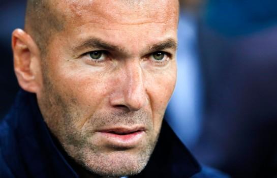 Zidane ouvre la porte aux renforts en janvier.