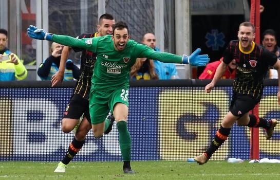 Le gardien Brignoli s'offre au Real — Benevento