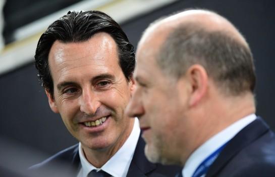 Emery a bien discuté avec Cavani et Pastore.