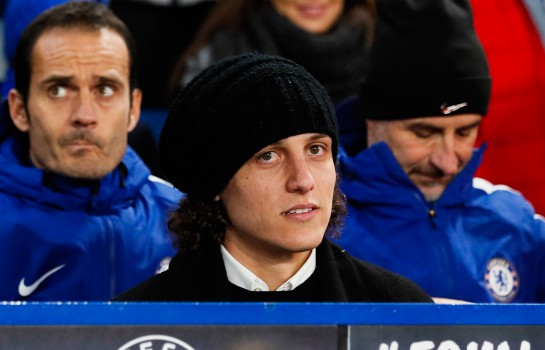 David Luiz en route pour le Real Madrid ?