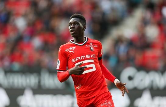 Ismaïla Sarr pourrait quitter le Stade de Rennes.