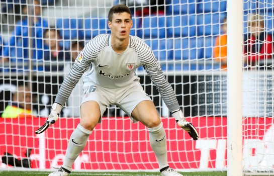Kepa menacé d'une mise à l'écart à Bilbao.