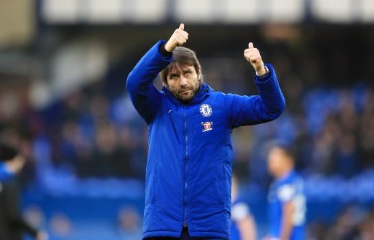 Antonio Conte, entraîneur de Chelsea