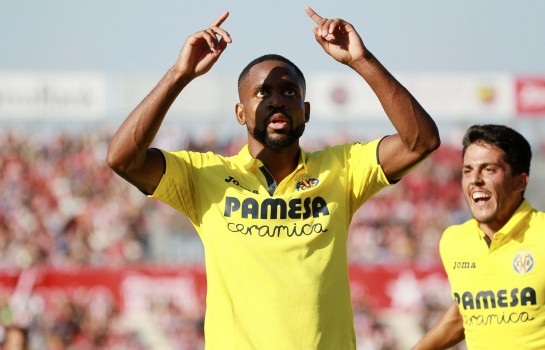 Cédric Bakambu rejoint la Chine.