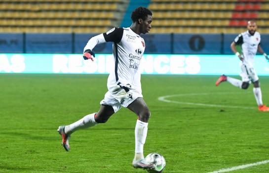 GFC Ajaccio - Mercato : Fousseni Diabaté heureux de rejoindre Leicester.