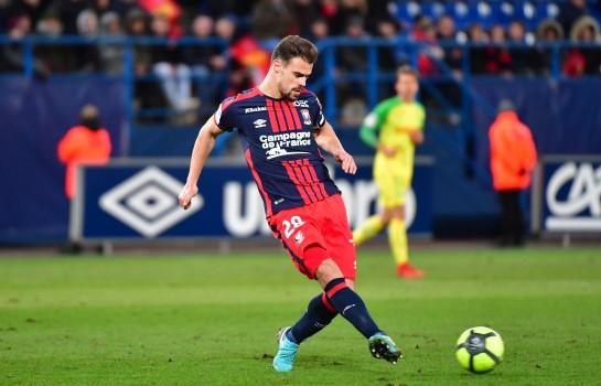 Garande se réjouit du retour de Damien Da Silva — SM Caen