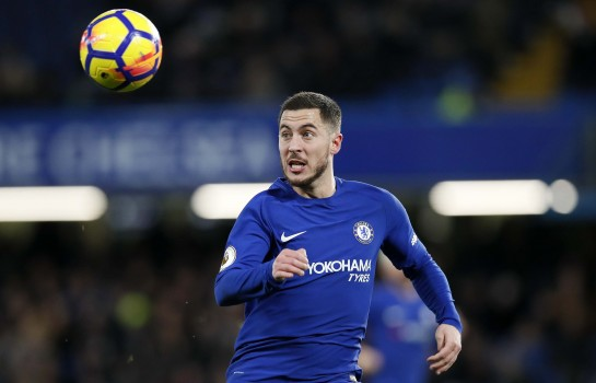 Le Real Madrid s'active pour Eden Hazard.