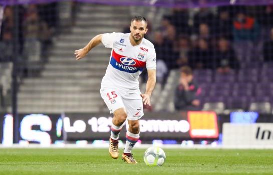Jérémy Morel en fin de contrat à l' OL est visé par Dijon, Brest et Lorient.