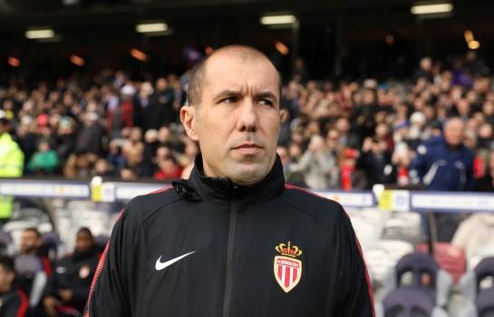 Leonardo Jardim, entraineur de l'AS Monaco.