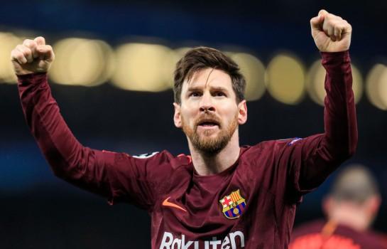 Lionel Messi privé de derby par Ernesto Valverde — FC Barcelone