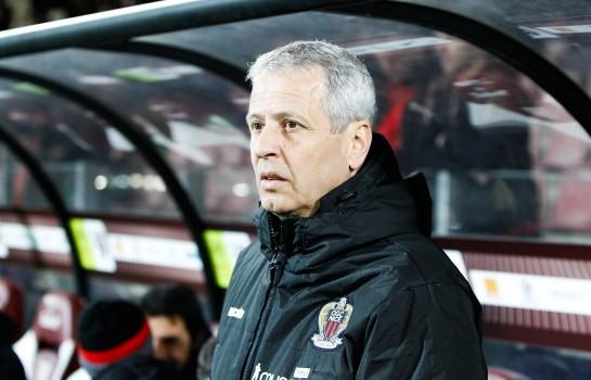 Lucien Favre livre une analyse sur les deux match contre le Lokomotiv.