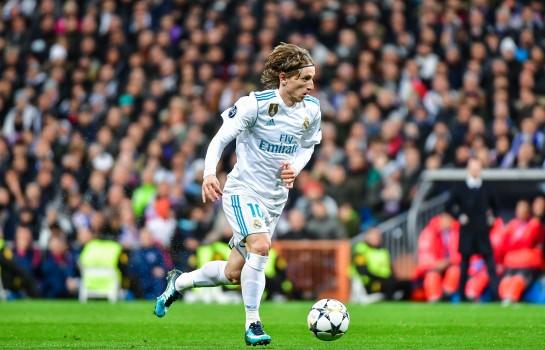 Luka Modric est toujours un joueur du Real Madrid.