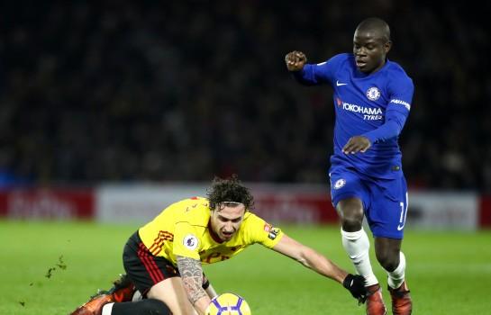 N'Golo Kanté pas emballé par le PSG