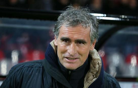 Olivier Dall'Oglio, entraîneur du Dijon FCO.