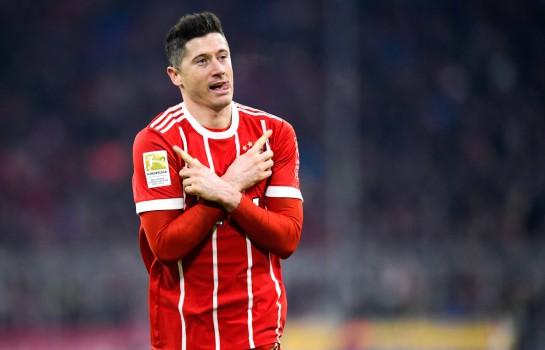 Le Bayern Munich ne laissera pas partir Lewandowski.
