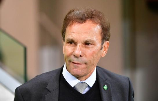 Roland Romeyer, président du directoire de l'ASSE.
