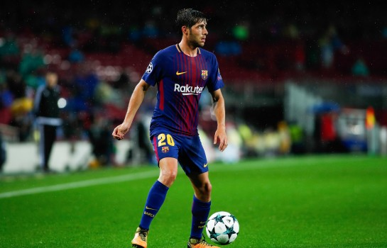 Sergi Roberto dévoile le nom de ces deux idoles — Barça