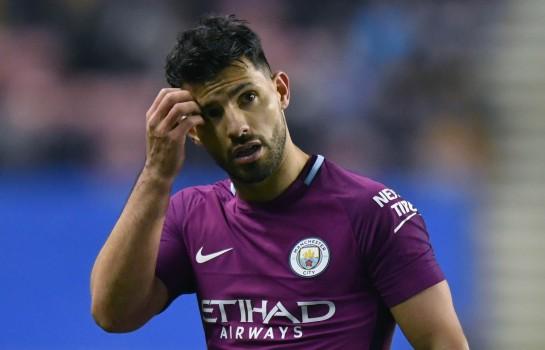 Sergio Aguero a signé un nouveau bail avec Manchester City .