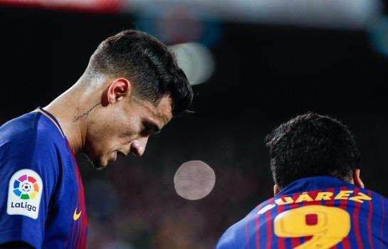 Philippe Coutinho veut s'en aller du Barça cet été