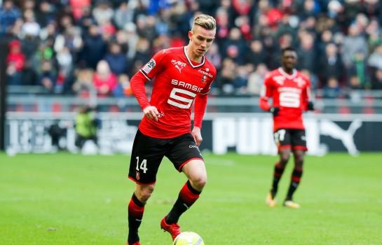 Stade Rennais reçoit 12M€ du FC Séville pour Benjamin Bourigeaud ex RC Lens au Mercato Rennes.