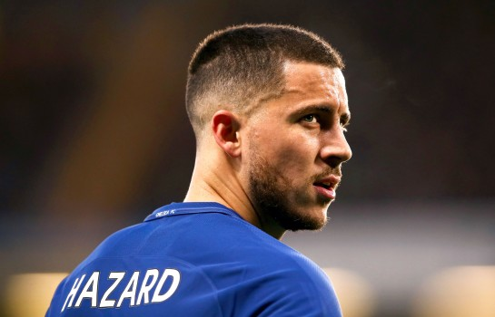 Eden Hazard bientôt officialisé par le Real Madrid.